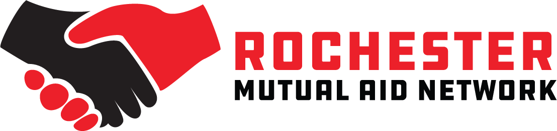 Rochester Mutual Aid Network Logo